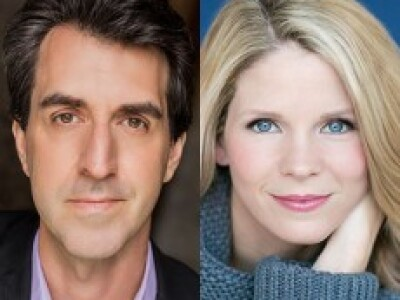 Jason Robert Brown and Kelli O'Hara