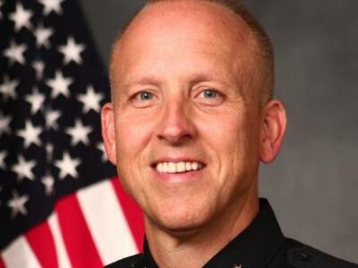 Picture of Police Chief Autry