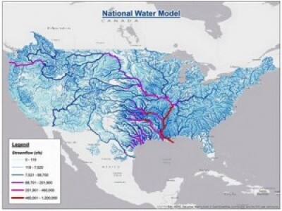 National Water Model