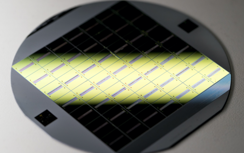 Microchips with flexible glass