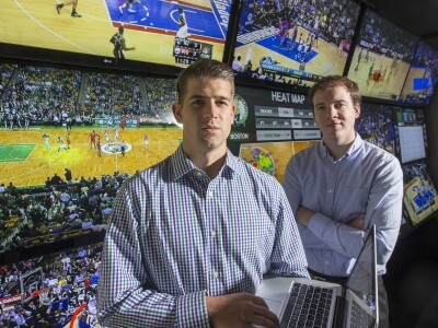 NBA drafts BYU's moneyballers