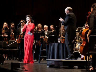BYU Chamber Orchestra, Lea Salonga beat out stiff competition for BroadwayWorld award