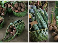 Pacific Islands Baskets