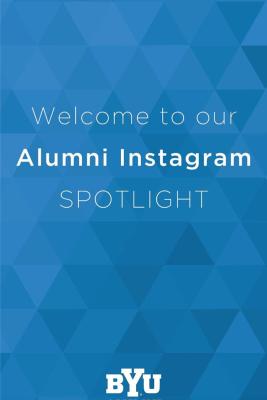 BYU Alumni Spotlight Cover