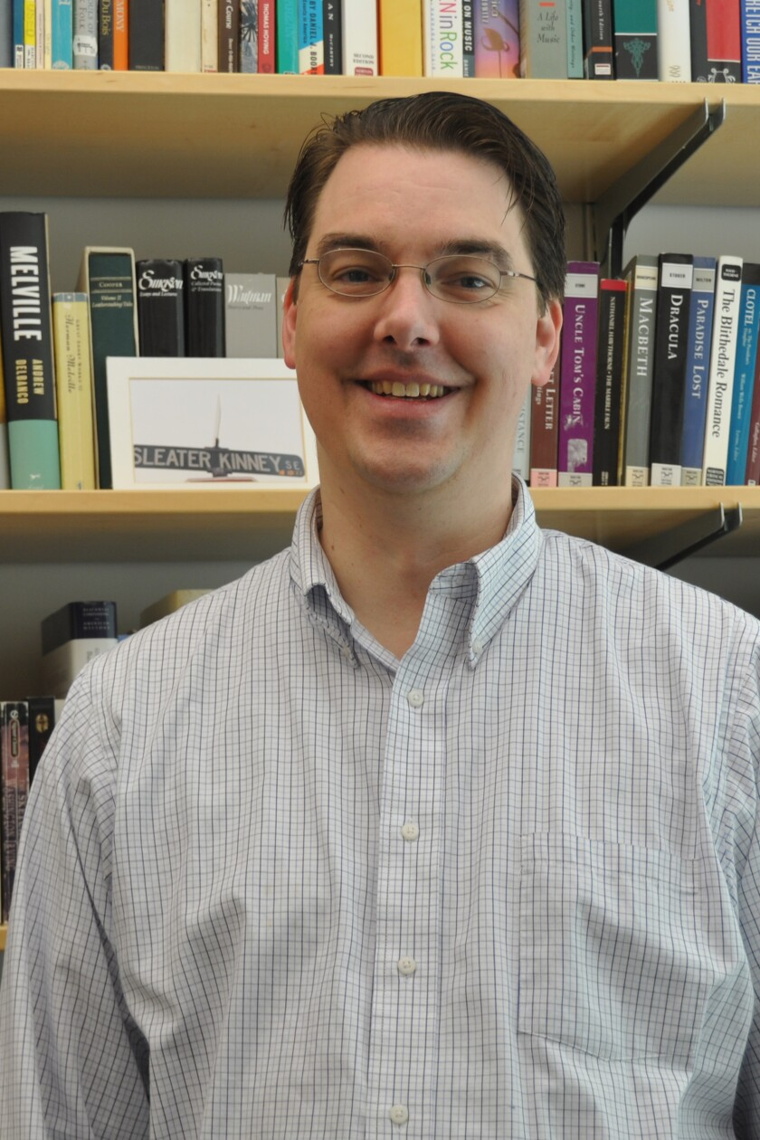 Photo of Professor Carl Sederholm