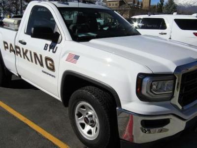 Picture of Parking Enforcement Car