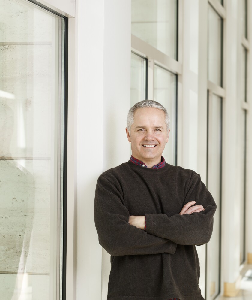 Image of Professor Kerry Soper.