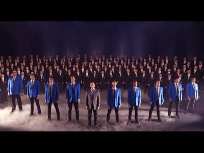 Nearer, My God, to Thee - Vocal Point ft. BYU Mens Chorus
