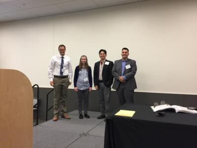 Compliant Mechanisms Research Lab tops the podium at ASME Design Engineering Technical Conferences