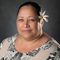 Portrait of Yvonne Marasco-Mapu