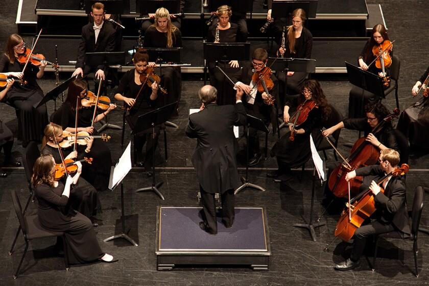BYU Chamber Orchestra, Kory Katseanes, director