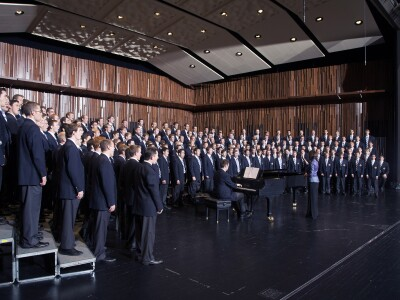 BYU Men's Chorus to Release Free Hymn Download as Christmas Gift