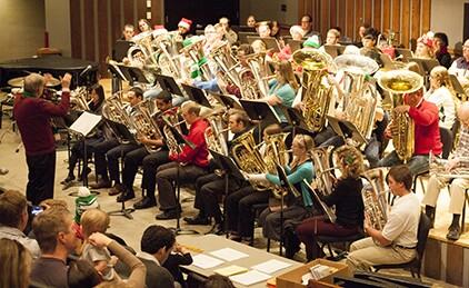 BYU TubaChristmas Concert