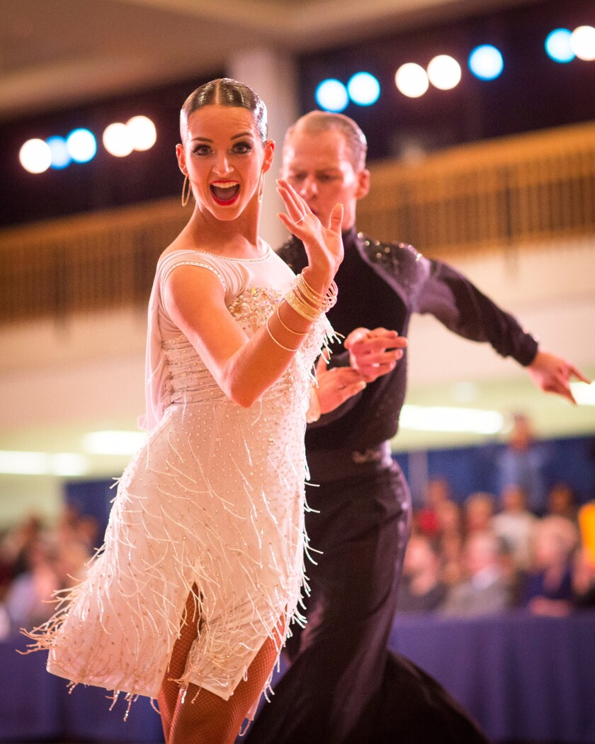 National DanceSport Championships at BYU