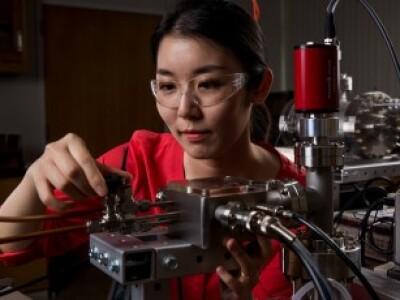 BYU chemistry Ph.D. grad