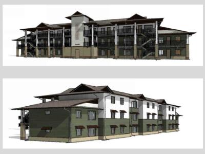 New TVA Buildings