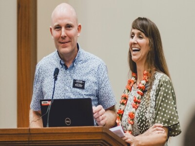 New Entrepreneurs in Residence say their desire to see students succeed is why they came to BYU-Hawaii