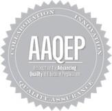 AAQEP seal