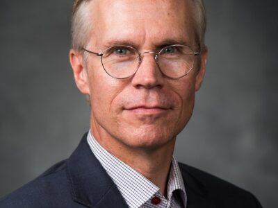 English Professor Matthew Wickman