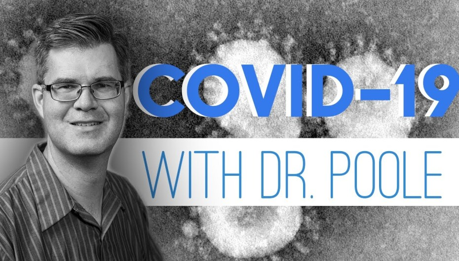 COVID-19 with Dr. Brian Poole