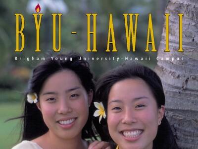 BYU–Hawaii Magazine Winter 2000