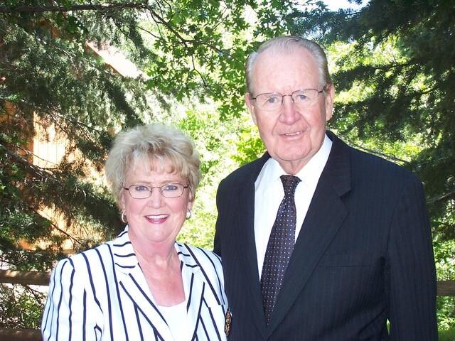 David E. and Verla A. Sorensen
