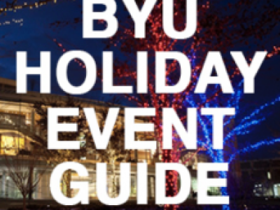 Holiday Event Guide