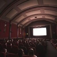 indoor cinema