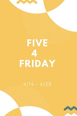 BYU Magazine Five 4 Friday Graphic