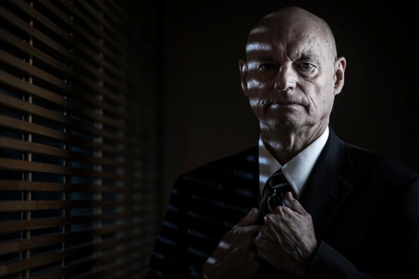 Image of recently retired BYU professor William G. Eggington.