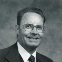 Photo of Melvin J. Peterson