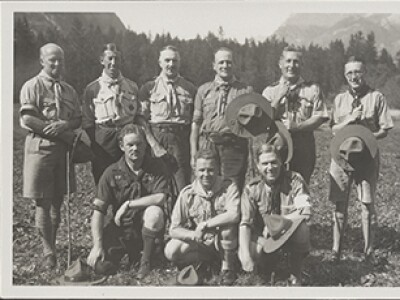 BYU Curators Help Digitize Scout Archive