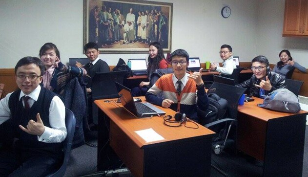 BYUH Distance Learning class