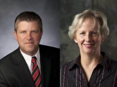 New International associate vice presidents