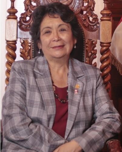 Image of Ana María Gutiérrez Valdivia