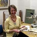 Carolyn Friewald, Ph.D. candidate