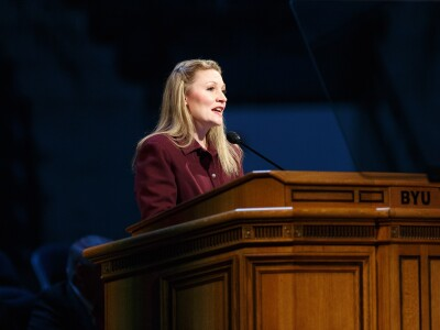 #BYUDevo: Cybersecurity and Spiritual Safety