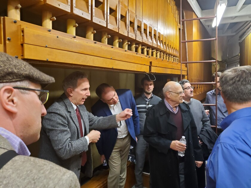 2.Tour of Tabernacle Organ (behind the inner workings).jpg