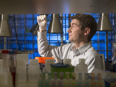 Graduating BYU student a co-author in world's top science journal