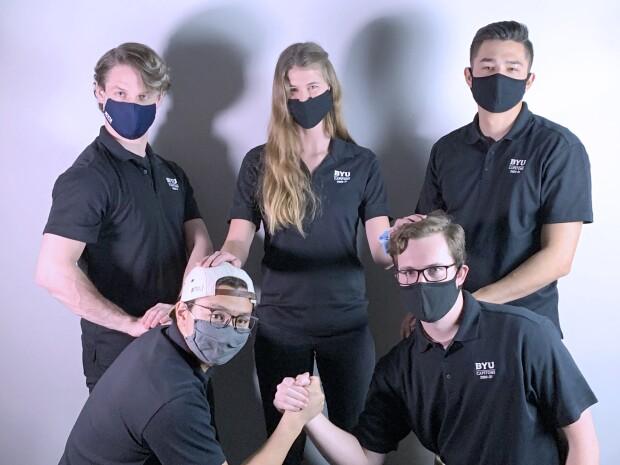 Capstone team