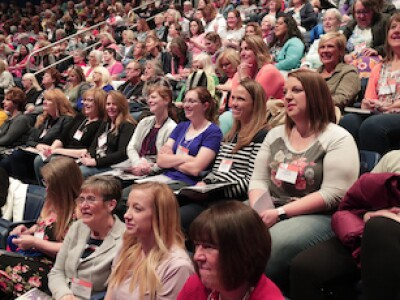 BYU Women's Conference: Preparing for, receiving and acting on revelation