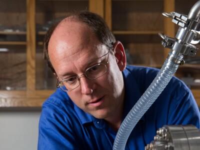 BYU Chemistry Professor Daniel Austin