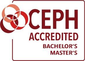 CEPH Accredited Logo