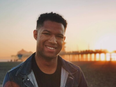 Alumnus Josh Wallace shares joy in family, music and Seasider life