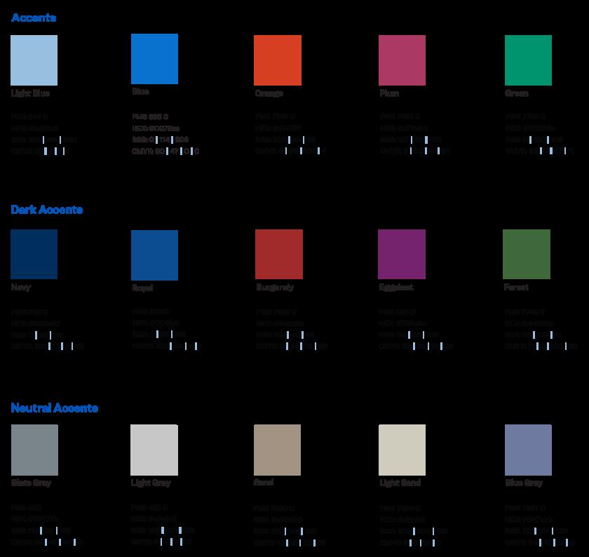 Marketing Color Palette