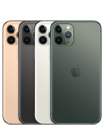 Images of iPhone 11 Pro