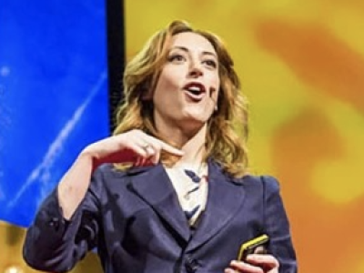 Kelly McGonigal's TED Talk