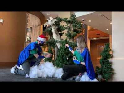 Conservation Kids PSA - Christmas