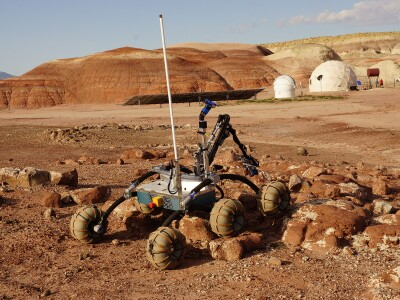 Preparing to Explore Mars: BYU Engineers Compete with Mars Rover