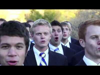 All Creatures of Our God & King - BYU Mens Chorus
